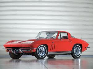 Chevrolet Corvette Stingray L84 327/375 HP Fuel Injection 1965 года